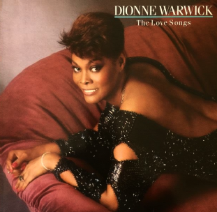 Dionne Warwick ‎- The Love Songs (LP) (VG/VG)